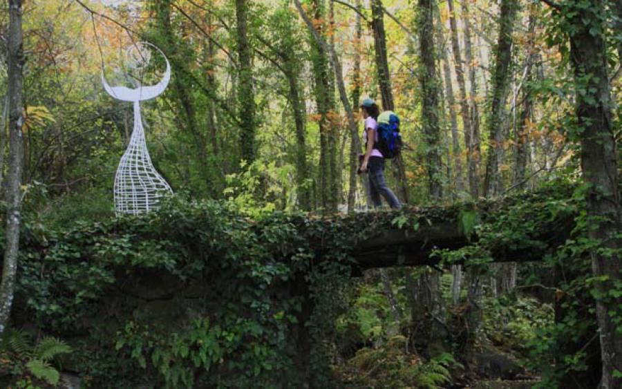 Caminos de arte y naturaleza