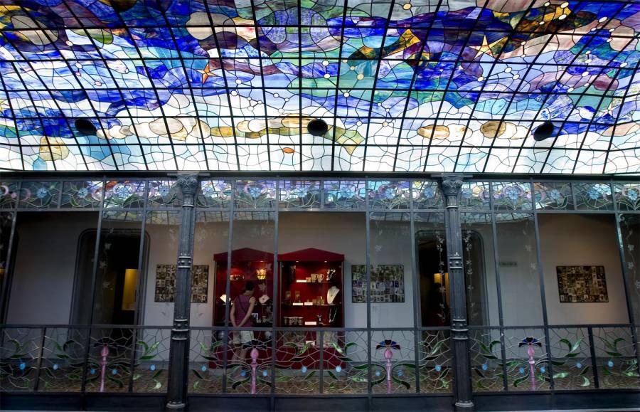 La casa lis museo de art nouveau y art d co - La casa lis de salamanca ...