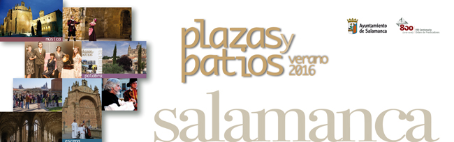 Plazas y Patios 2019