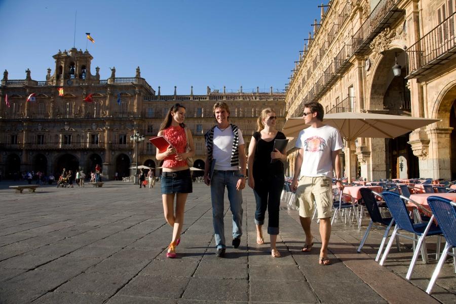 Salamanca ciudad del espa ol for Hoteles y hostales en la alberca salamanca
