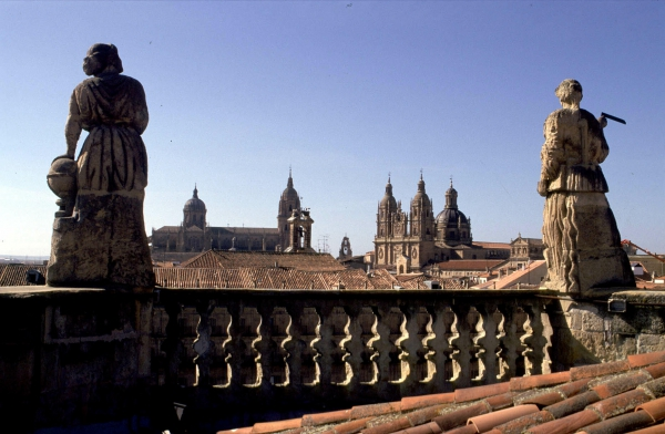 One and only Salamanca