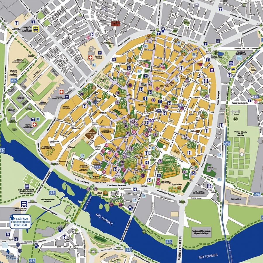Plano for Oficina turismo roma