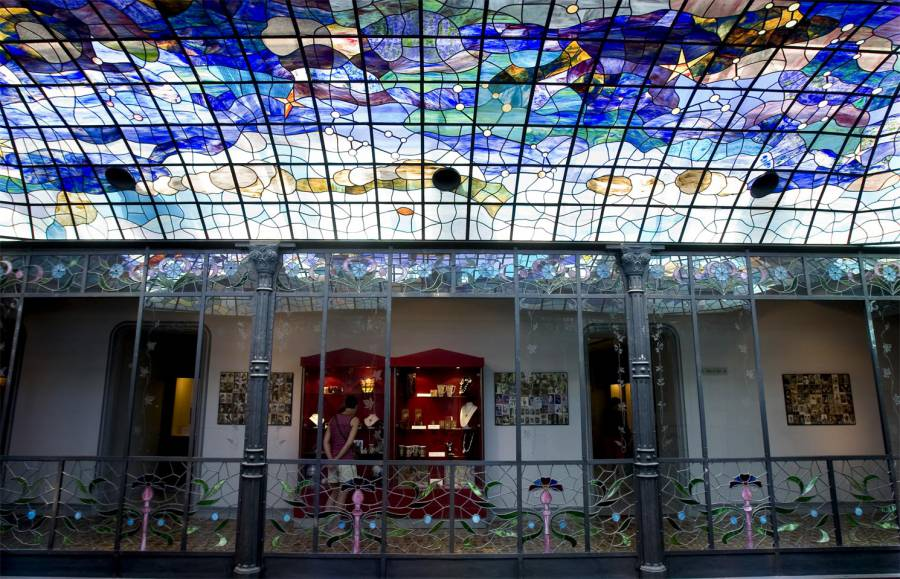 La casa lis museo de art nouveau y art d co - Oficina de turismo en salamanca ...